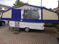 PENNINE & CONWAY FOLDING CAMPER and trailer tents WANTED