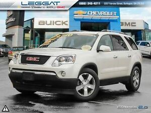 2012 GMC Acadia SLT AWD 7 PASS SEATING