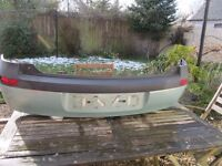 Rear Bumper for a Vauxhall Ca C 2000 - 2006 - Very Good Condition