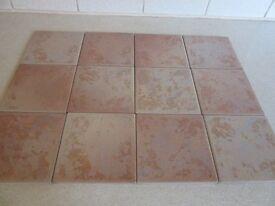 100 no. Ceramic Tiles