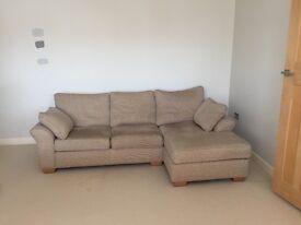 Next right-hand corner sofa