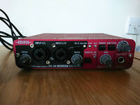 Edirol FA-66 Firewire Audio Interface
