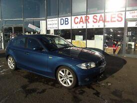 DIESEL!! 2005 55 BMW 1 SERIES 2.0 118D SE 5D 121 BHP **** GUARANTEED FINANCE **** PART EX WELCOME