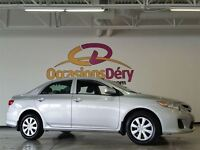 2013 Toyota Corolla CE WITH POWER DOORS AND A/C !!!