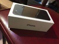 iPhone 7 black matt 32gb brand new sealed