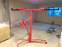 Heavy Duty Plasterboard Lifter