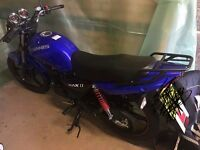 * £750 ONO *SINNIS MAX 2 - 125 *Only 30 Miles On Clock, Still Under Warrenty, Like Brand New*