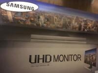 "Samsung 4K ultra hd gaming monitor 28"" UE590"