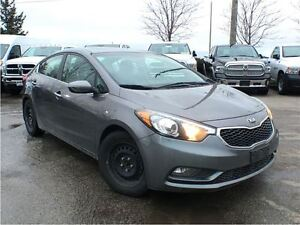 2015 Kia Forte 2.0L SX**LEATHER**SUNROOF*2 SETS OF RIMS/TIRES*