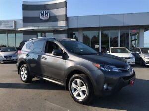 2013 Toyota RAV4 XLE 4WD Fully Loaded Only 74,000KM