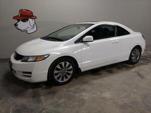 2010 Honda Civic Cpe EX-L ***FINANCING AVAILABLE***