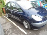 Citroen Picasso SX HDi - £150 Bargain with MOT to Jan - Please Read Below