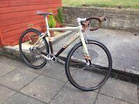 Road bike - Trek District single speed