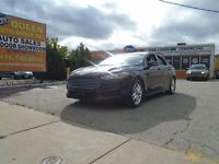2013 Ford Fusion SE | LOW KILOMETERS | REVERSE CAM | POWERED BY