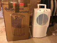 New Sawan Dehumidifier RRP £135
