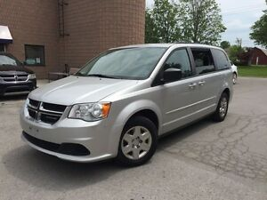 2012 Dodge Grand Caravan SE / SXT - FULL STOW N'GO