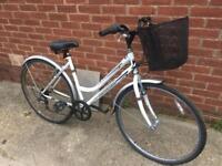 "Ladies 19"" Professional hybrid bike bicycle. Free delivery"
