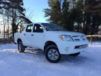 2006 Toyota Hilux HL2 double cab pickup