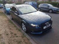 Audi A4 B8 2.0 TDI estate look nice sline extras