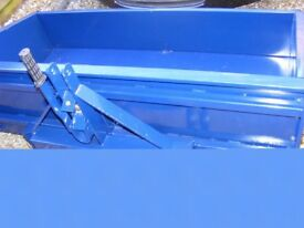 Tipping 3 point linkage Transport Box