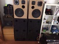 sound system job lot