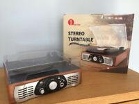 Stereo Turntable not used and all original packaging