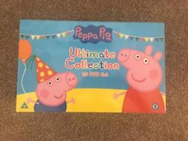 BRAND NEW still sealed Peppa Pig DVD Collection
