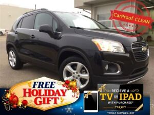 2015 Chevrolet Trax LTZ AWD (Bose, Heated Leather, Remote Start)