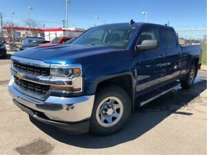 2016 Chevrolet Silverado 1500 WT 4x4 SHORT BED STEP BUMPER BACK