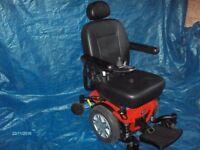 Power chair Pride Jazzy 600ES.