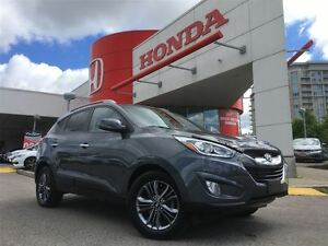 2015 Hyundai Tucson GLS FWD at
