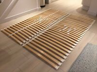 Bed Slats / Slatted Bed Base 160 x 200 cm Ikea Malm Bed