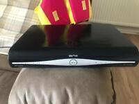 Sky HD box. 500gb.