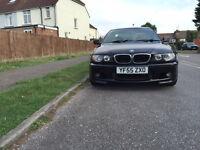 BMW 3 Series 2.0 318Ci M Sport 2dr£2,995 p/x welcome