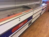 Commercial open top freezers (novum)