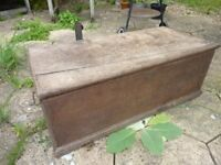 Old Oak Chest