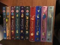 Simpson's dvds