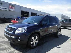 2011 GMC Acadia SLT-1 | Leather | Rem. Start | Sunroof