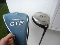 ADAMS LADIES GT2 DRIVER + COVER