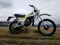 Yamaha dt 175mx with v5
