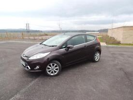 Ford Fiesta Mint Condition 10 Months MOT (Very low mileage)