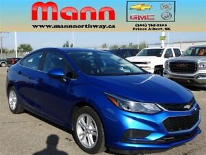 2017 Chevrolet Cruze LT | Mylink audio, Bose, Sunroof, Remote st