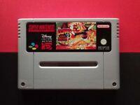 Donald Duck Maui Mallard Super Nintendo SNES Super NES retro game vintage GAMEPO