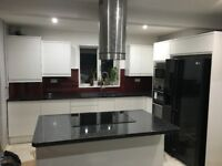 Kitchen & bedroom installations (fitter)