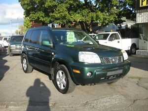 2006 Nissan X-Trail SE 4cyl  AWD SUV PW PL Panoramic roof