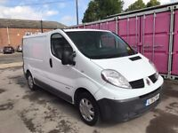 RENAULT TRAFIC 2.0DCI 2011REG, ONE OWNER, FOR SALE