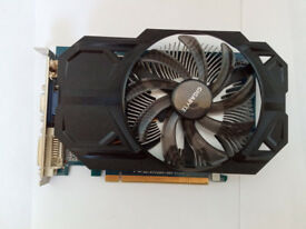 Gigabyte AMD R7 240 OC 2GB Graphics card with drivers
