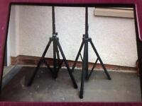 Tripod Speaker Stands