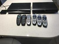 Sky+HD Boxes and range of accessories