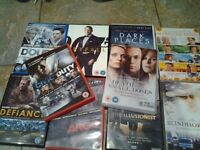 Job Lot 10 DVD's, All VGC. Would suit Car boot etc. Collection Kirkby in Ashfield NG17